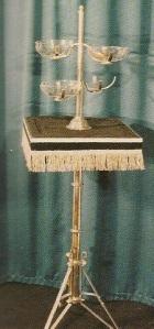 ALBO, Robert J.  Still Further Classic Magic with Apparatus. - P. 359