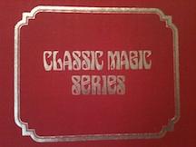 Classic Magic Series Box Cover