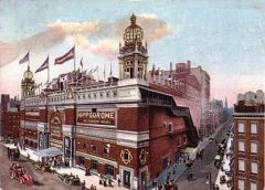 The Hippodrome as it appeared on a 1907 postcard.