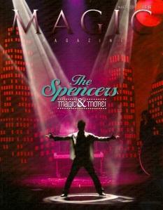 Magic Magazine. March 2011. Vol 20, No 7.