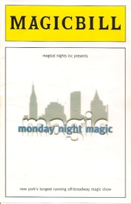 Monday Night Magic